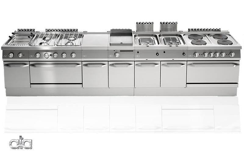 Cucine ATA da COFFEE SERVICES - Tecnica e tecnologie per la ristorazione di Paolo Raviglione s.a.s. Via Mombarone, 7/2 Burolo (To)
