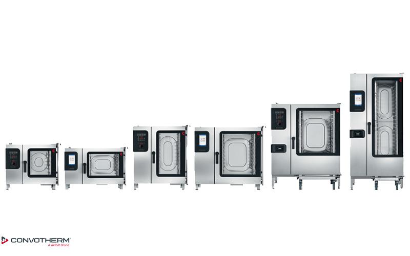 FORNI CONVOTHERM da COFFEE SERVICES - Tecnica e tecnologie per la ristorazione di Paolo Raviglione s.a.s. Via Mombarone, 7/2 Burolo (To)