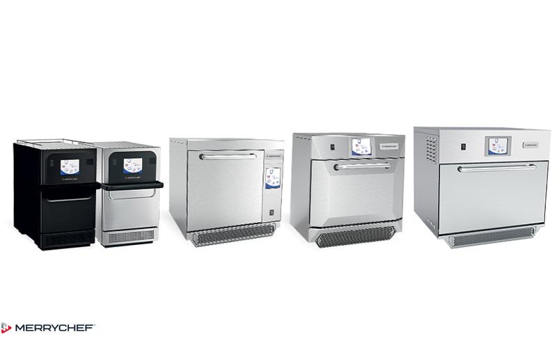 Sistemi di cottura accellerati MERRYCHEF da COFFEE SERVICES - Tecnica e tecnologie per la ristorazione di Paolo Raviglione s.a.s. Via Mombarone, 7/2 Burolo (To)
