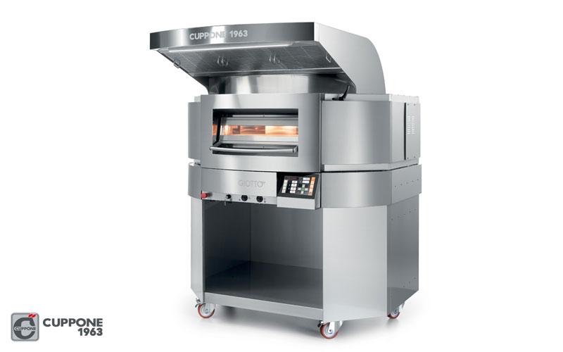 Sistemi per pizzeria CUPPONE da COFFEE SERVICES - Tecnica e tecnologie per la ristorazione di Paolo Raviglione s.a.s. Via Mombarone, 7/2 Burolo (To)