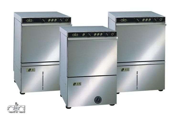 Lavabicchieri ATA da COFFEE SERVICES - Tecnica e tecnologie per la ristorazione di Paolo Raviglione s.a.s. Via Mombarone, 7/2 Burolo (To)