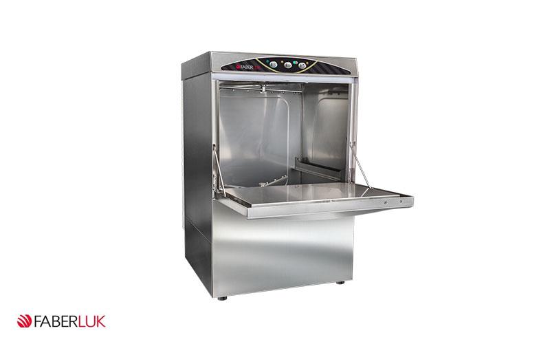 Lavaoggetti FABERLUX da COFFEE SERVICES - Tecnica e tecnologie per la ristorazione di Paolo Raviglione s.a.s. Via Mombarone, 7/2 Burolo (To)