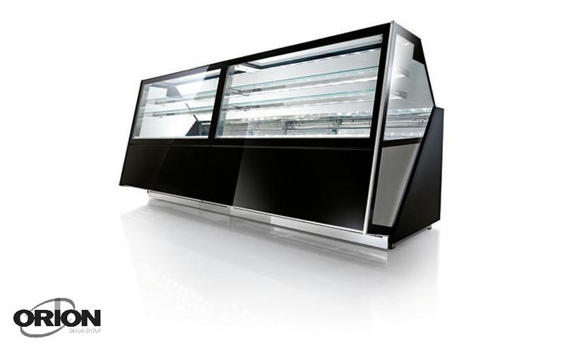 Arredo Pasticceria - ORION da COFFEE SERVICES - Tecnica e tecnologie per la ristorazione di Paolo Raviglione s.a.s. Via Mombarone, 7/2 Burolo (To)
