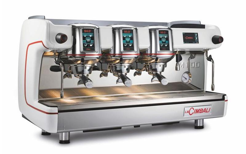 Attrezzature Bar - MAcchine per il Caffè LA CIMBALI da COFFEE SERVICES - Tecnica e tecnologie per la ristorazione di Paolo Raviglione s.a.s. Via Mombarone, 7/2 Burolo (To)